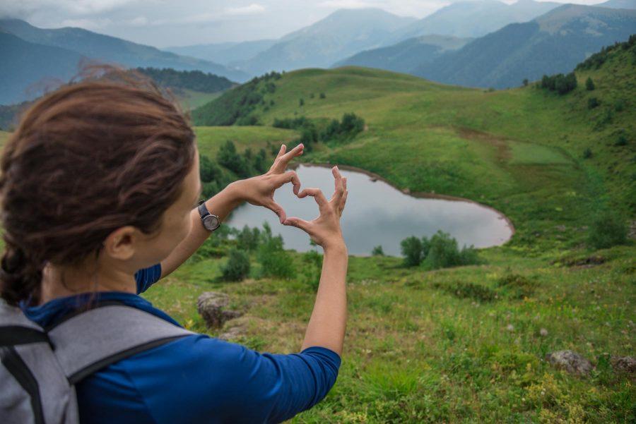 фото озеро любви