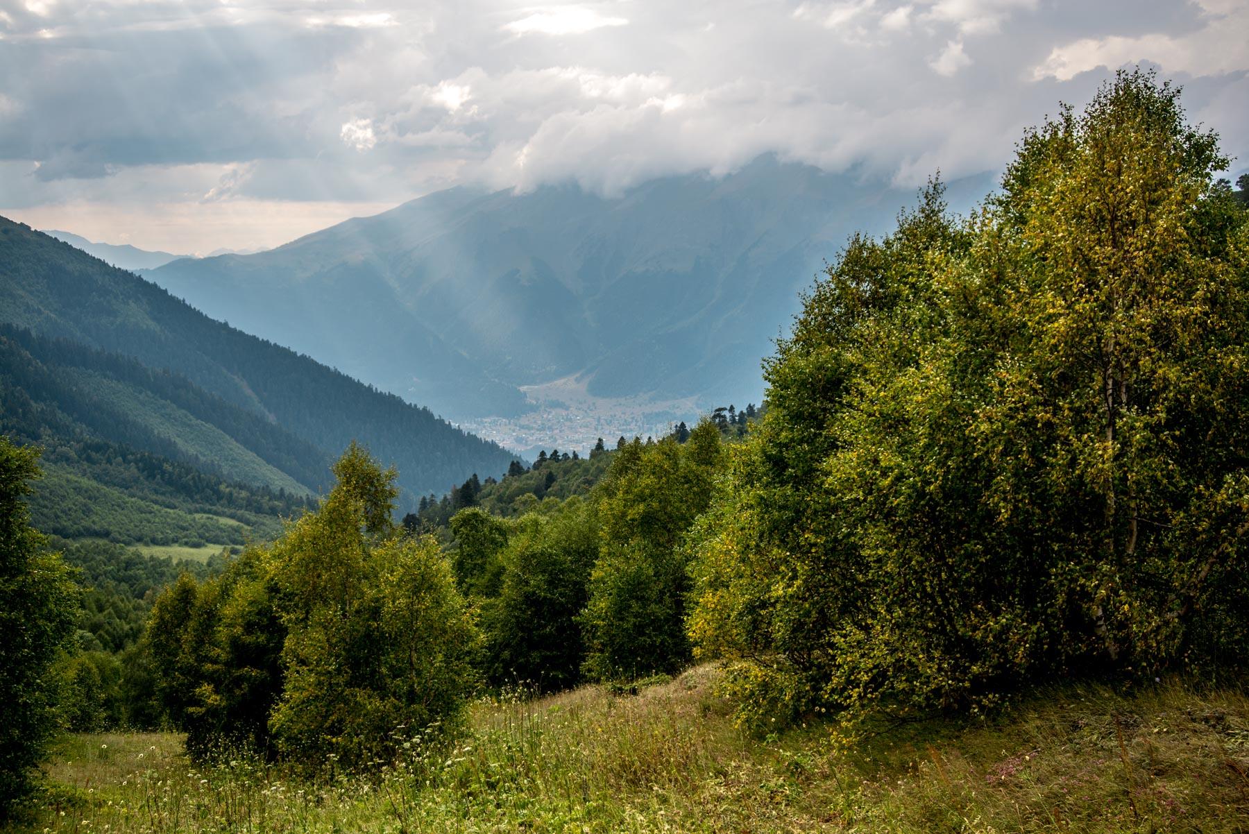 Озеро Любви, Архыз
