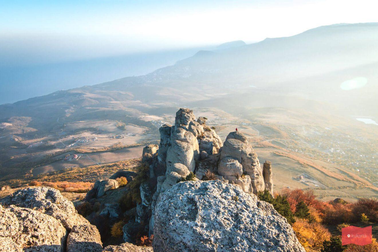 Демерджи, Крым