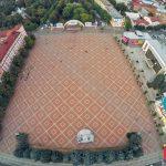 Центральная площадь им. Ленина, Армавир