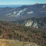 Озеро Чеше и плато Черногор