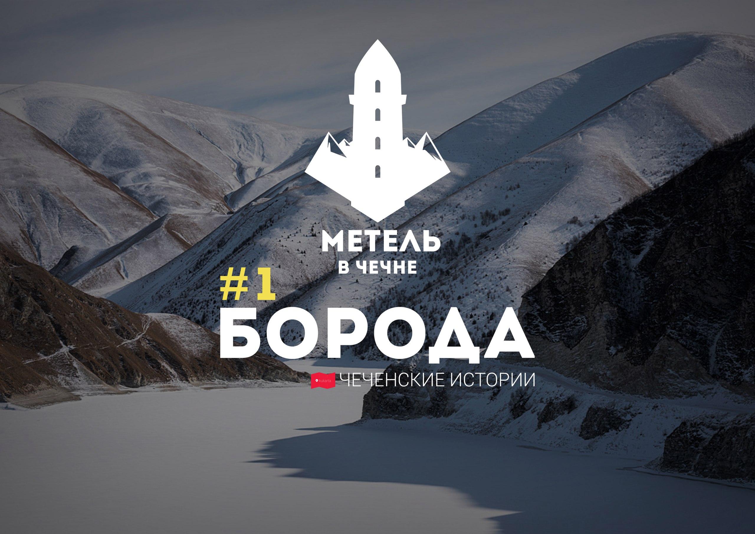 Метель в Чечне