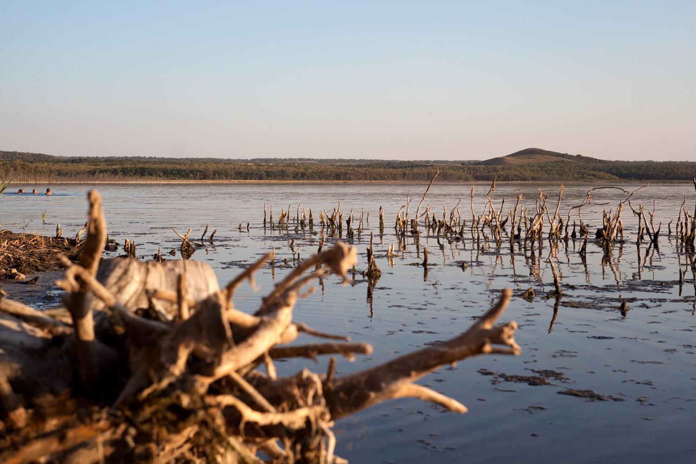 Большое соленое озеро, Армавир