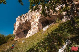 Грот Череп, Адыгея