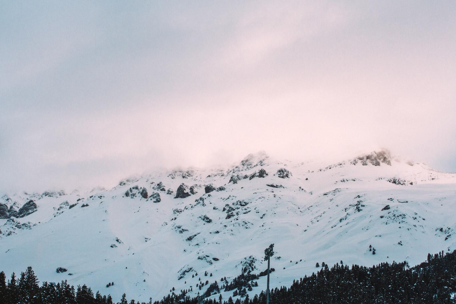 Архыз, 30 января