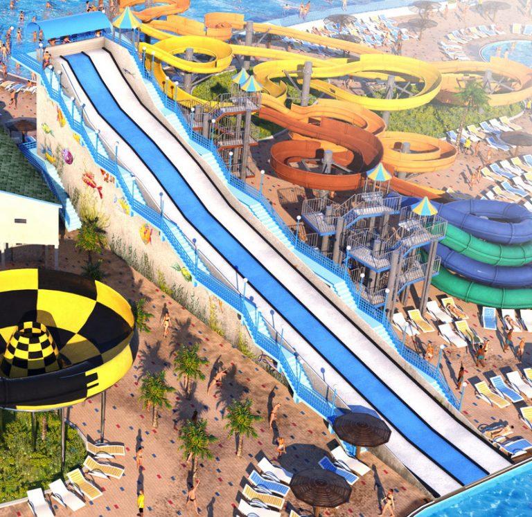аквапарк золотой пляж картинки происходит довольно