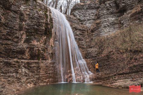 Большой Полковничий водопад