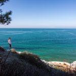 Пляж Сосновка