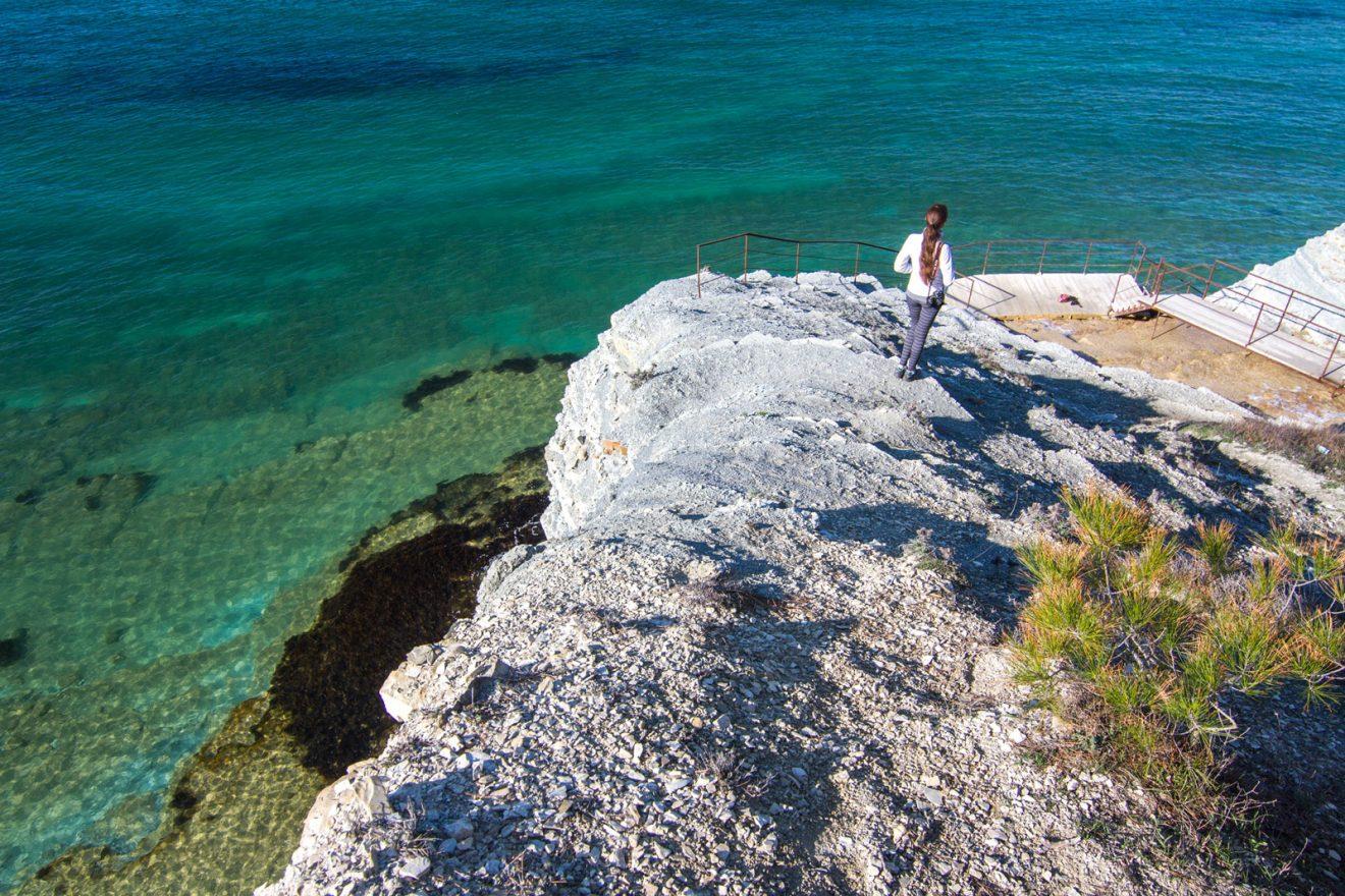 дикие пляжи геленджика фото минуту атаки