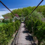 Мост к водопадам