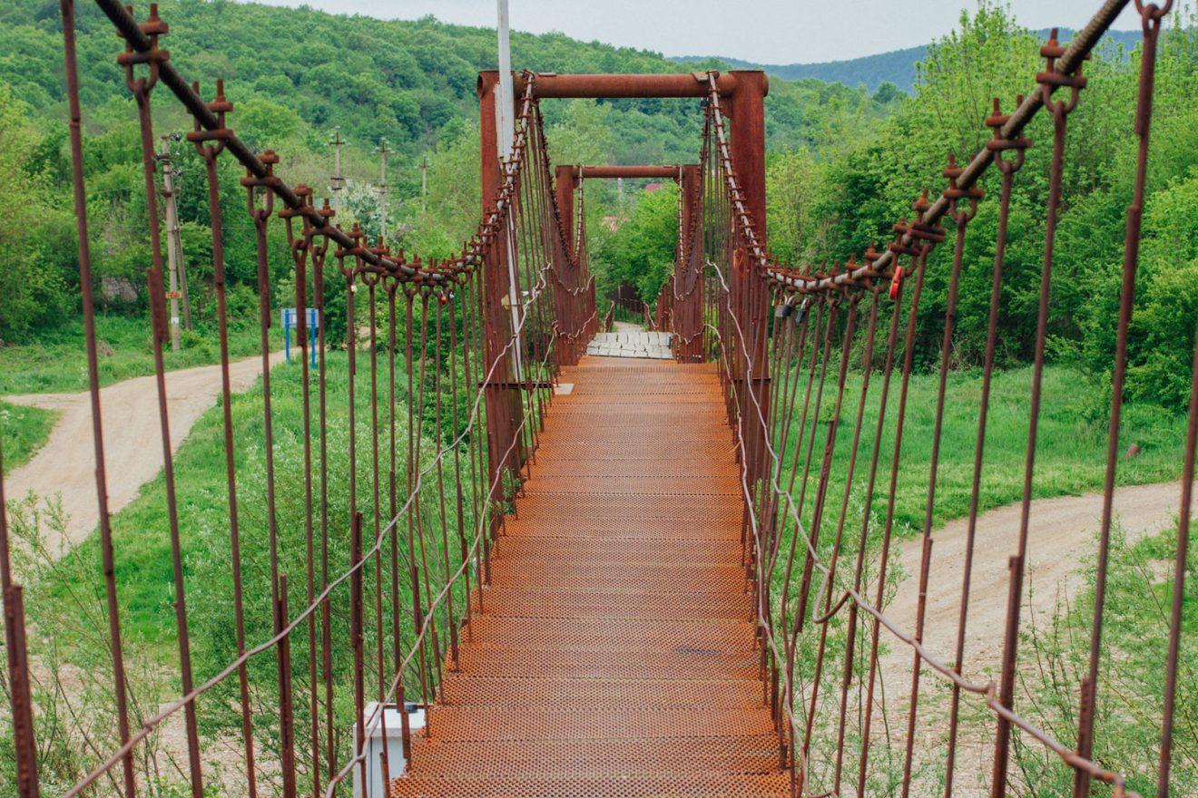 Мост станица Крепостная
