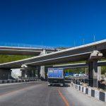 Транспортная развязка Джубга (апрель 2016)