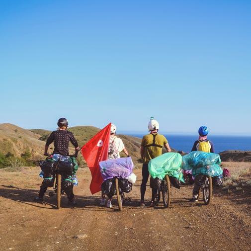 Крым: два колеса или четыре?