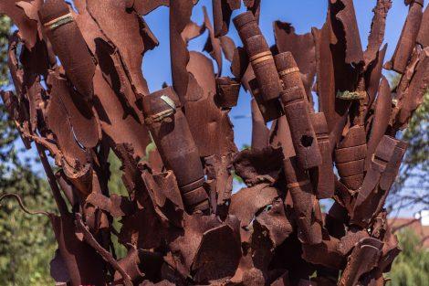 Памятник «Взрыв», мемориальный комплекс «Долина смерти»