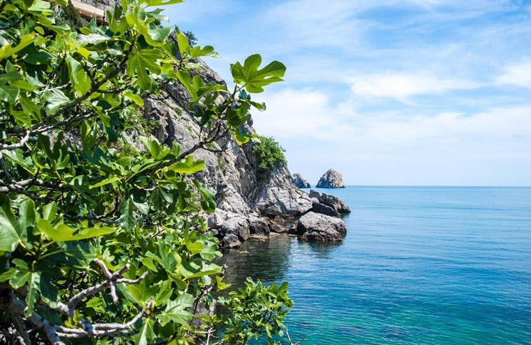 Гурзуф, Крым - #15открытийКлючавто