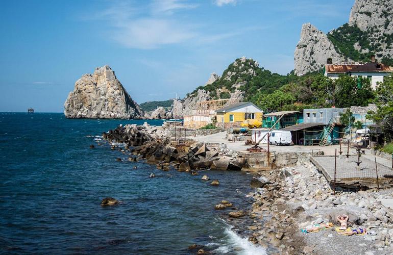 Симеиз, Крым - #15открытийКлючавто