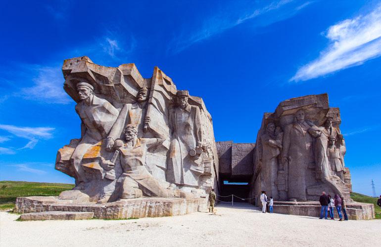 Аджимушкайские каменоломни, Керчь - #15открытийКлючавто