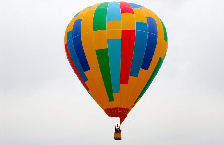 Воздушные шары в Крыму