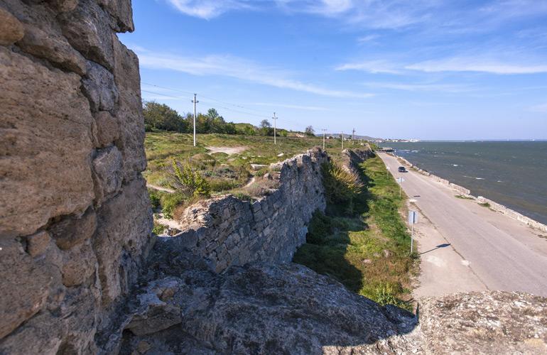 Крепость Еникале, Керчь - #15открытийКлючавто