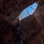 Пещера Сквозная, Руфабго