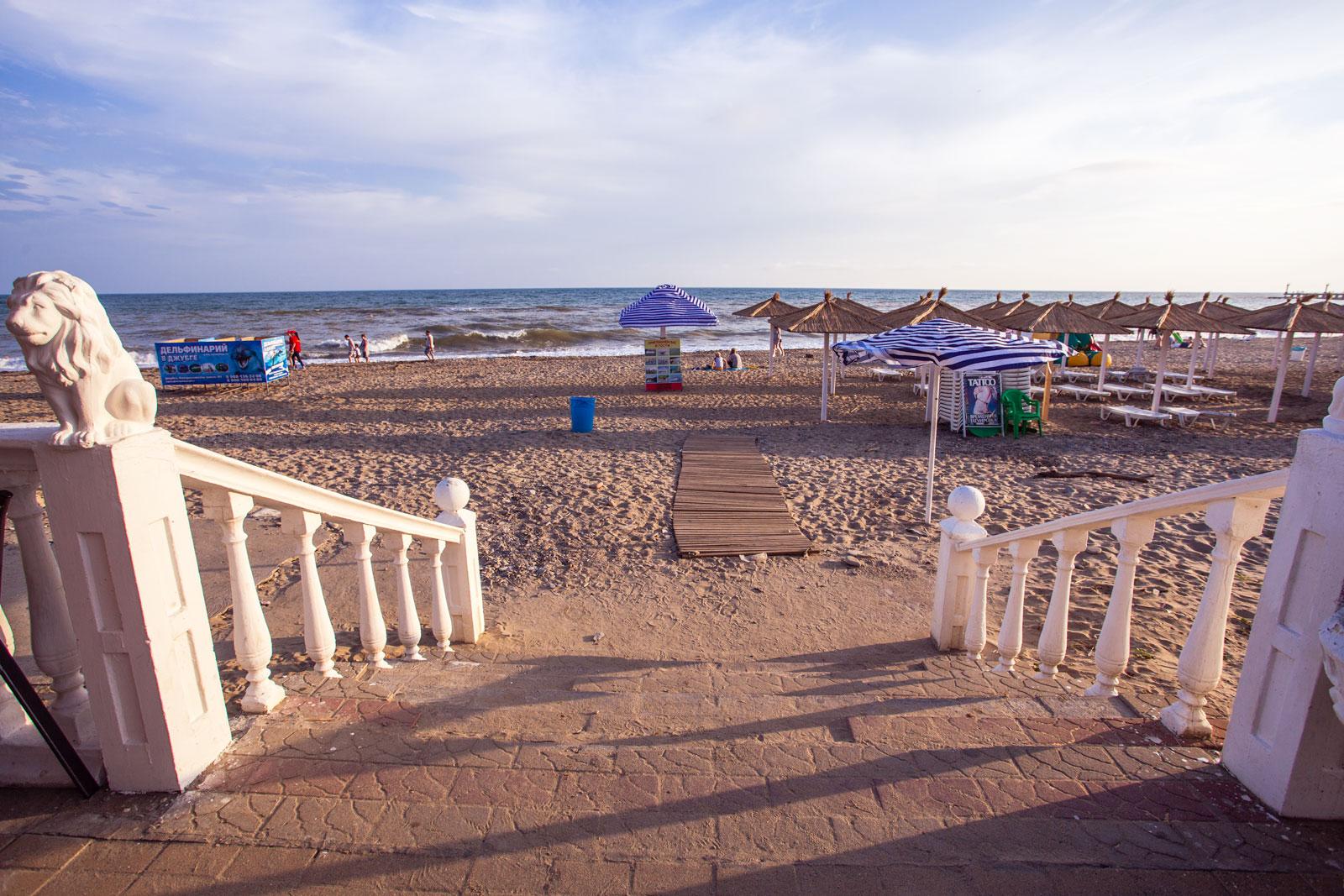 Дикий пляж в анапе фото способ