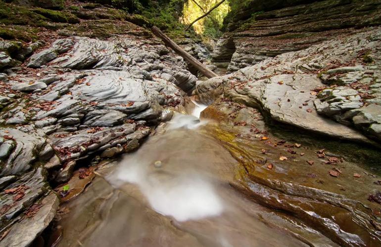 Ущелье реки Бешенка