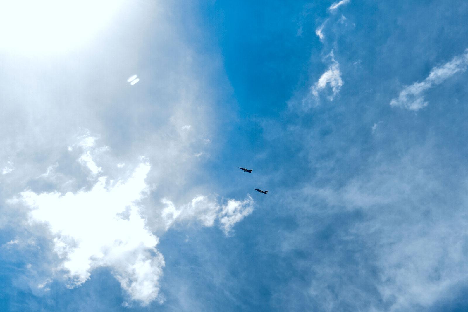 Ейск, военные самолеты