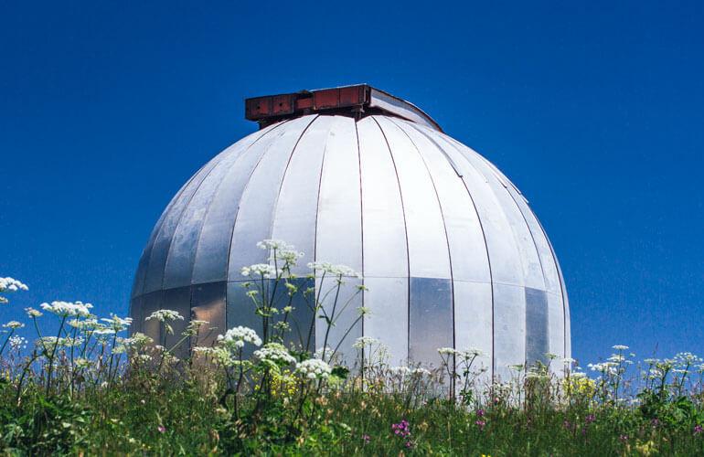 Кисловодская Горная астрономическая станция Главной (Пулковской) астрономической обсерватории РАН