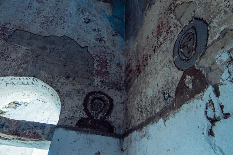 Сентинский храм, Теберда