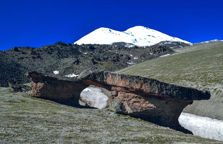 Каменные грибы, Джилы-Су