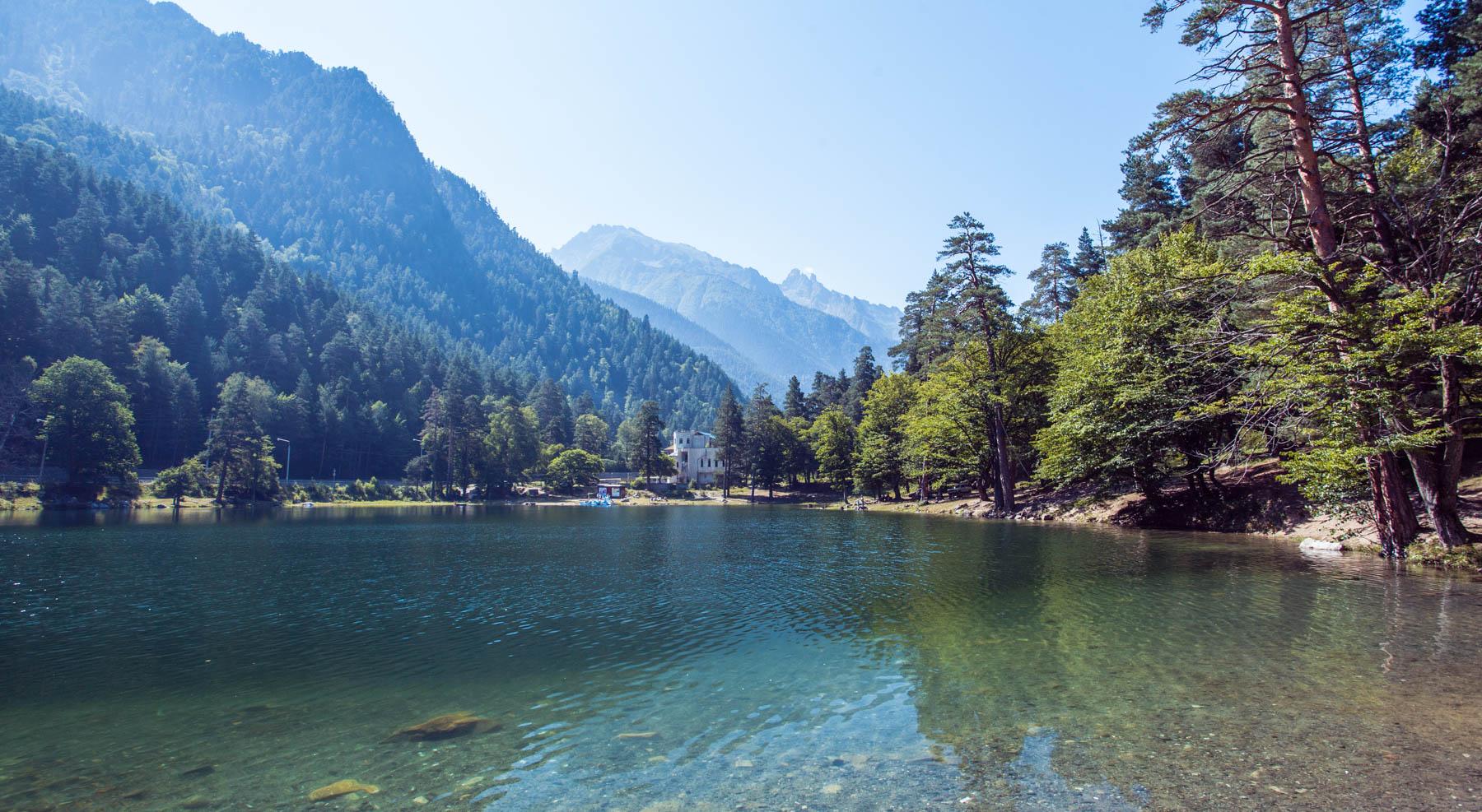 Озеро Кара-Кель