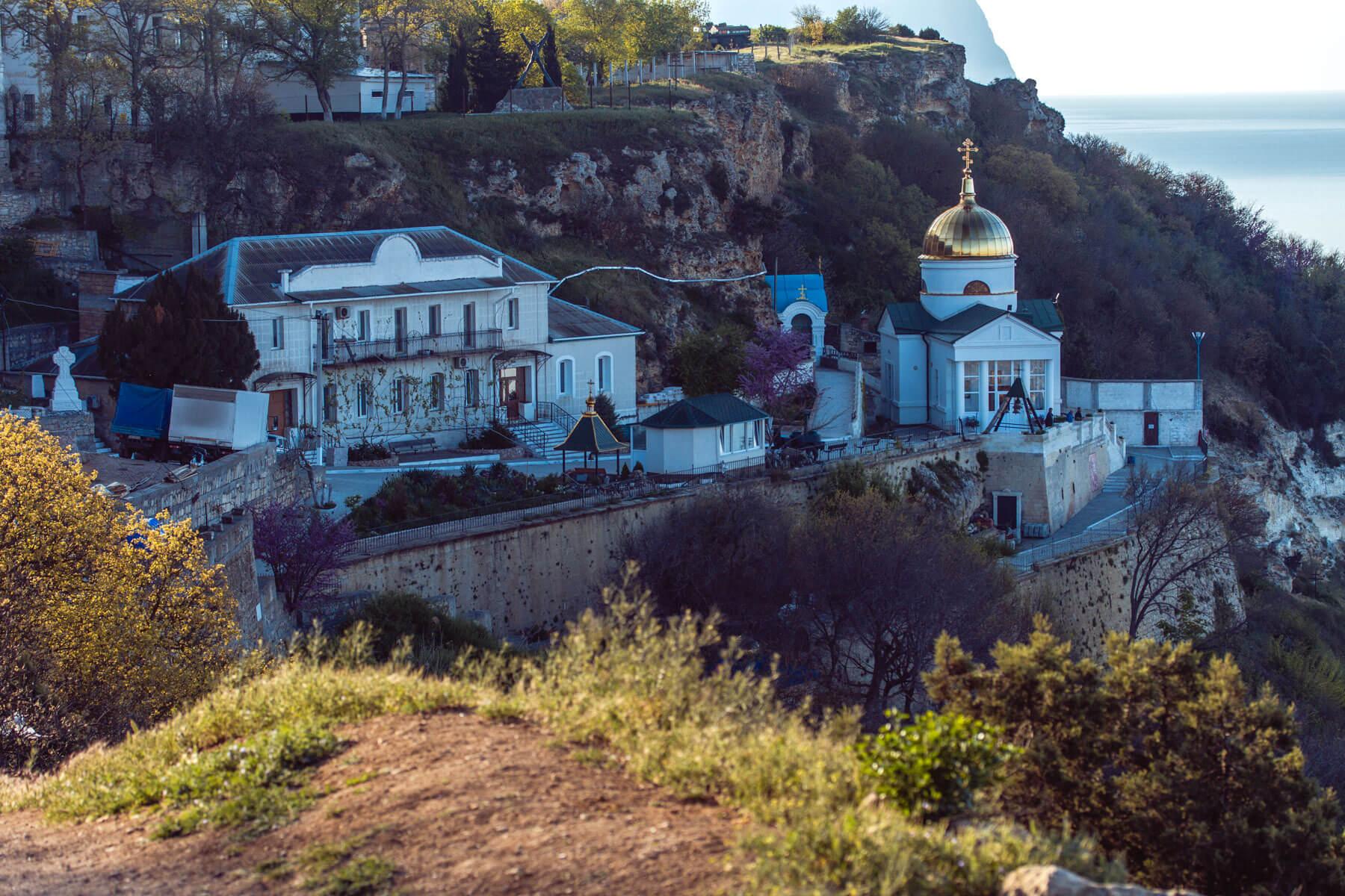 Балаклавский Свято-Георгиевский монастырь