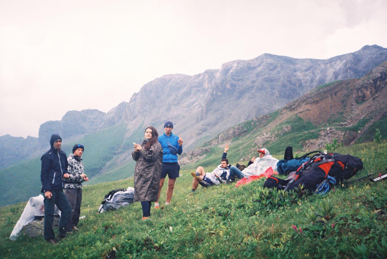 Поход на Магишо. Фото Михаил Яценко