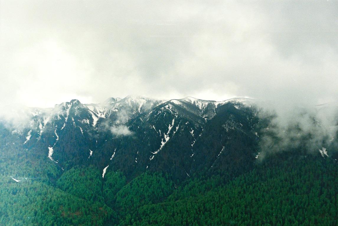 походы, горы, краснодарский край, туапсе, семиглавая