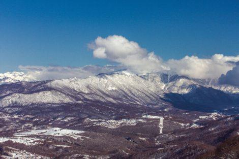 Вид из башни Большой Ахун