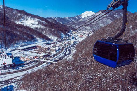 3S подъемник, ГТЦ Газпром, Красная Поляна