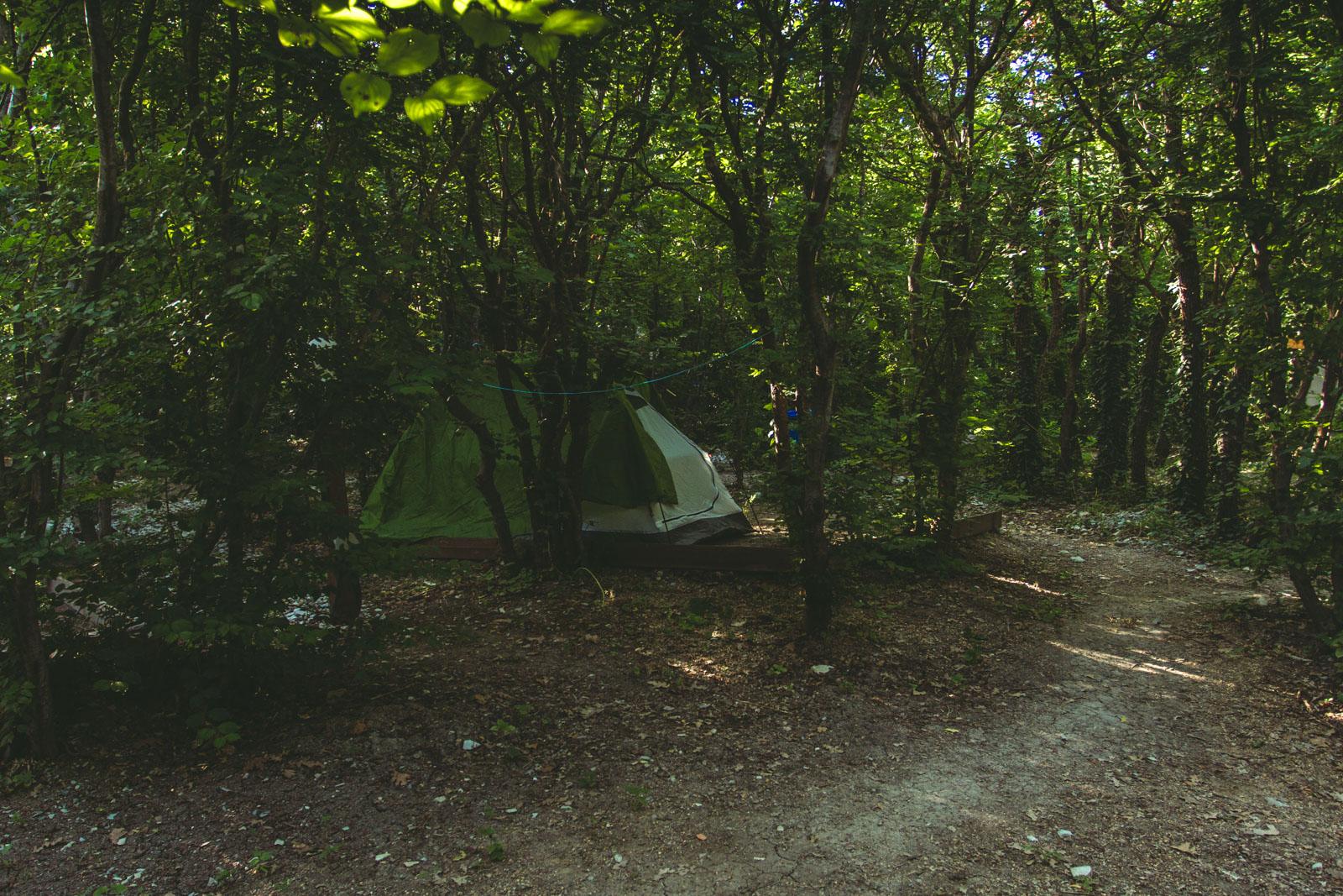 Кемпинг «Scala Camping Kabardinka», Кабардинка