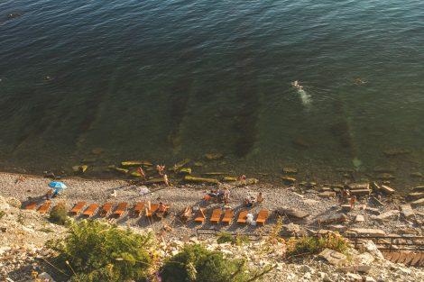 Пляж кемпинга «Scala Camping Kabardinka», Кабардинка