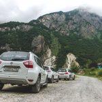 По пути к Даргавсу, Северная Осетия