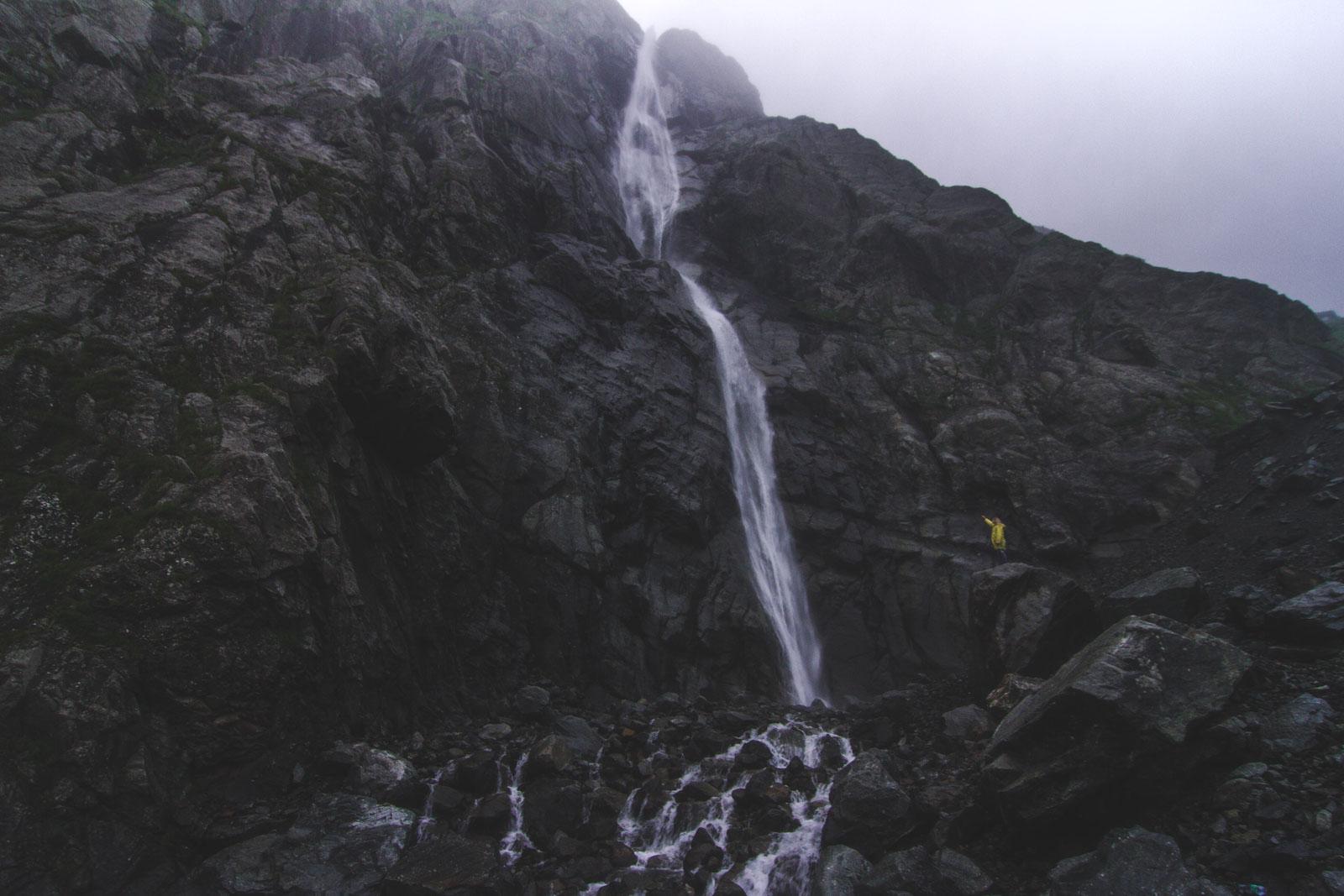 Мидиграбинские водопады