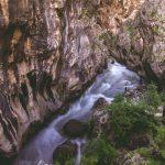 Куртатинское ущелье, Северная Осетия
