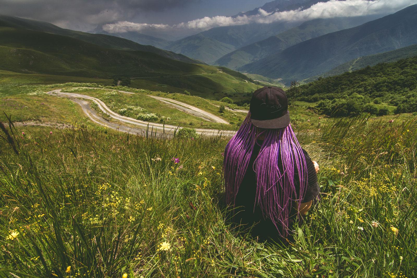 Архонский перевал, Северная Осетия