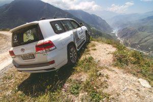 Урздонское ущелье, Северная Осетия
