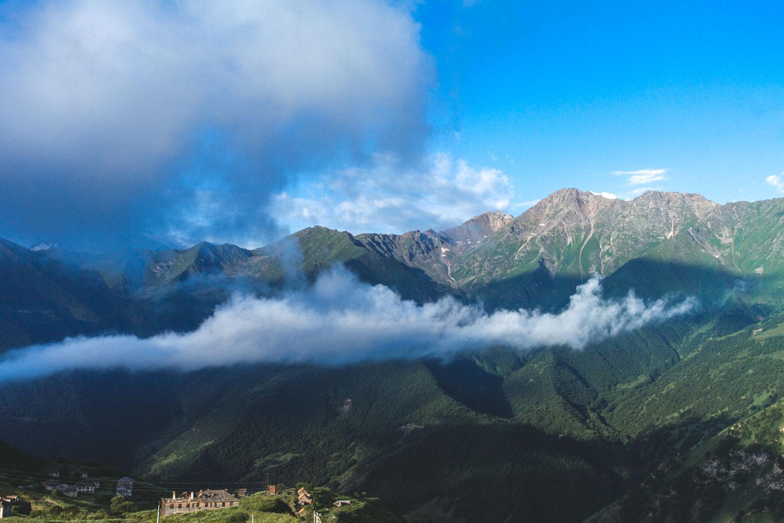 Верхний Згид, Северная Осетия