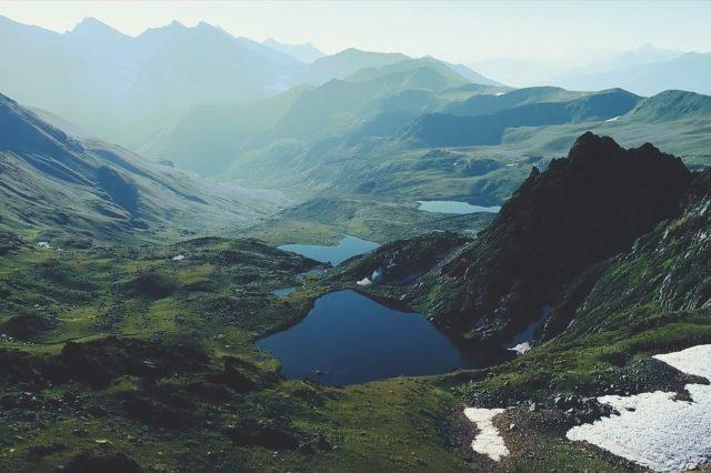 Загеданские озера, КЧР