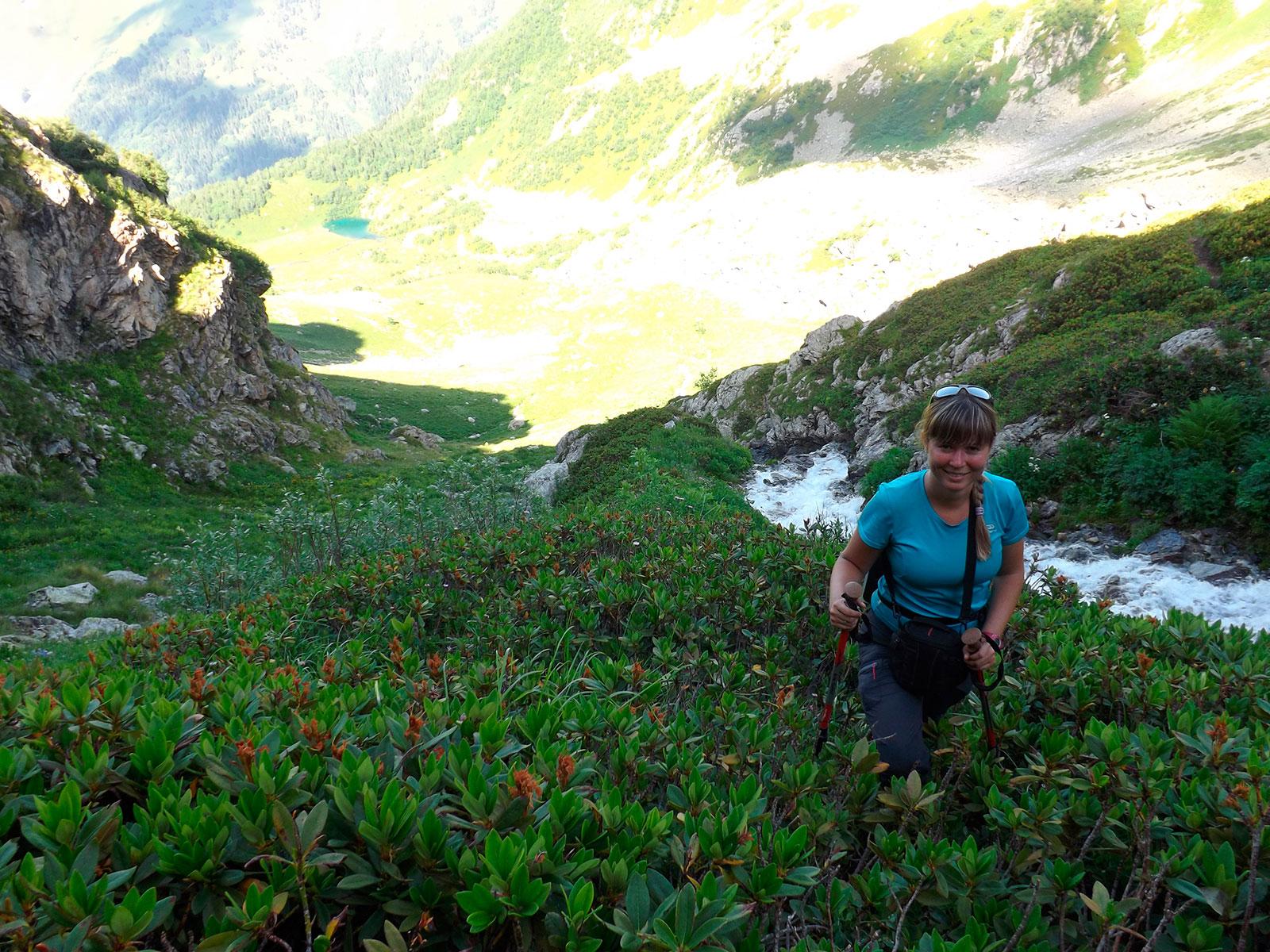 Поход на Софийские озера