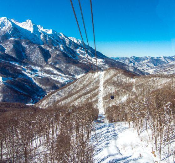 Ски-пассы, Красная Поляна
