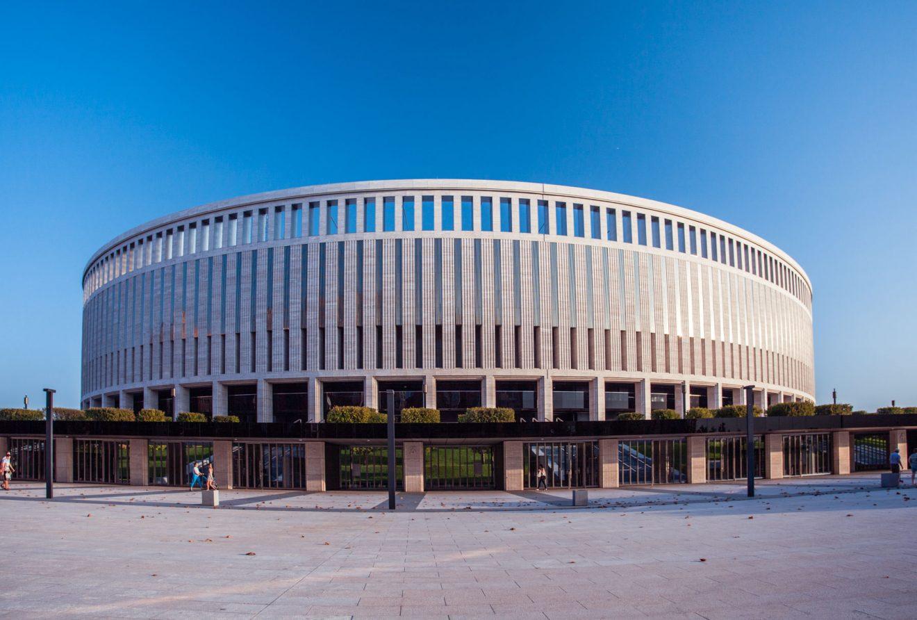 Стадион ФК Краснодар