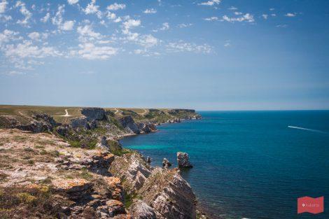 Джангуль, мыс Тарханкут, Крым