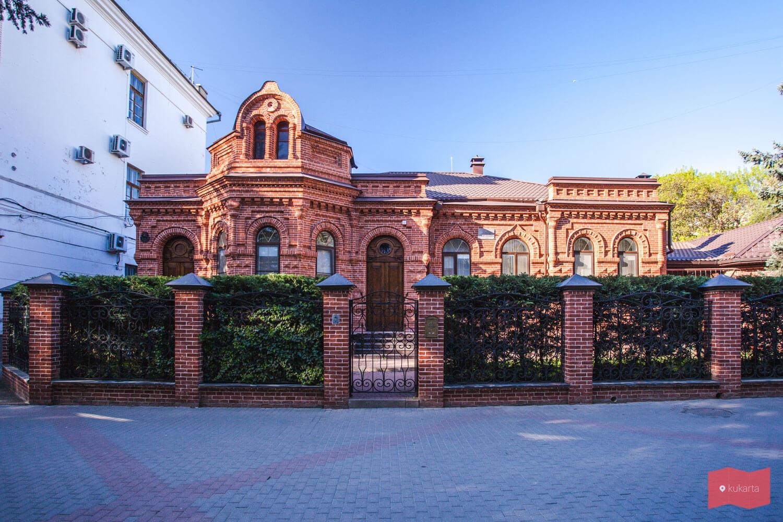 Дом Ялового, Краснодар